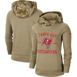 Women's Tampa Bay Buccaneers Pullover Hoodie